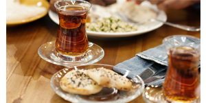 turkse theeochtend